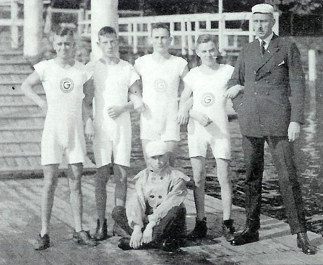 Leichter Jugendvierer feierte 1927 Regattasieg in Schwerin