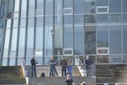 Gemeinsames Abrudern der Kieler Rudervereine am 26. Oktober 2014