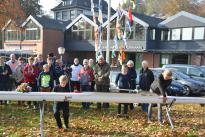 Gemeinsames Abrudern der Kieler Rudervereine am 1. November 2015