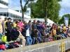 """Benefiz-Regatta """"Rudern gegen Krebs"""" am 2. Juni 2012 in Kiel"""
