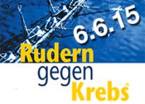 Logo Rudern gegen Krebs 2015