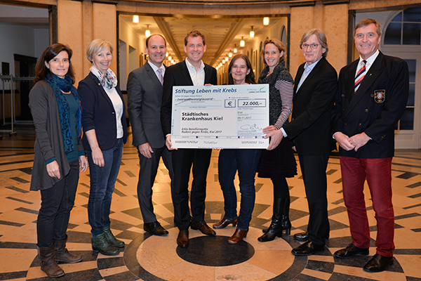22 000 Euro für den guten Zweck