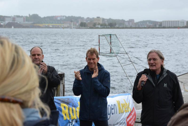 "Benefizregatta ""Rudern gegen Krebs"" am 28. August 2021 in Kiel"