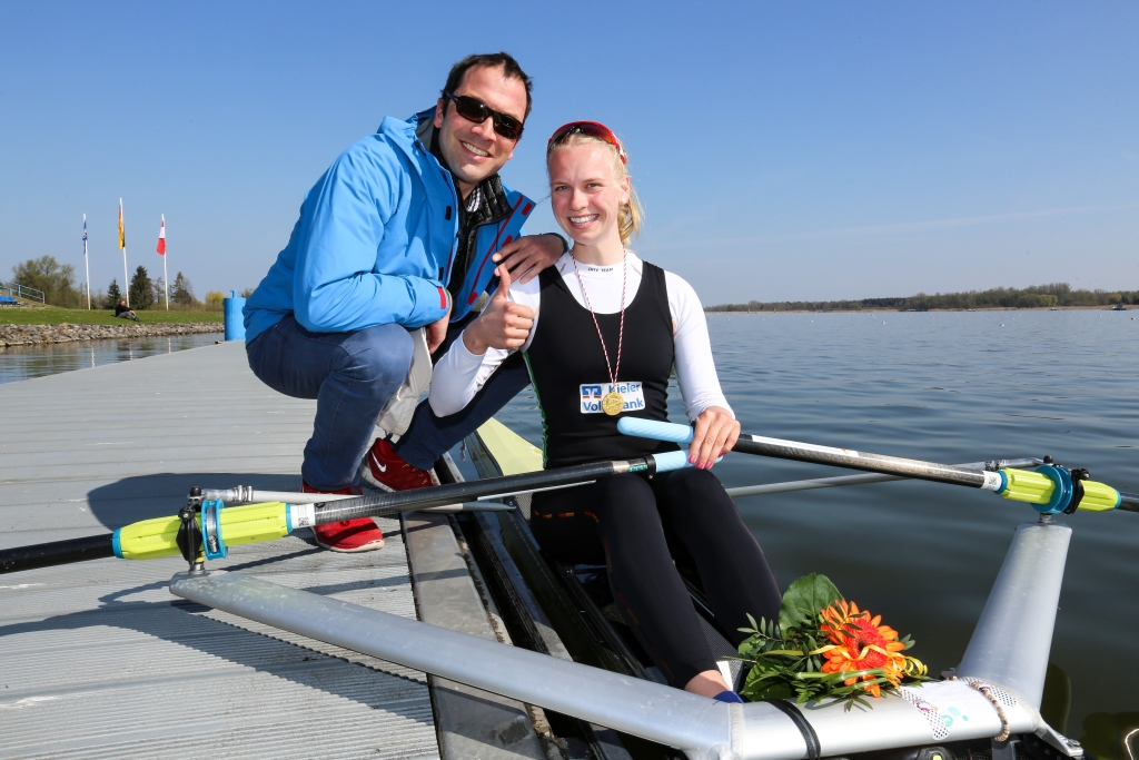 Deutsche Meisterschaften im Kleinboot (Frühtest) am 19./20. April 2015