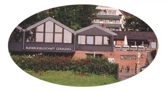 Clubhaus der RG Germania Kiel