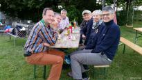 133. Gründungstag der Rudergesellschaft Germania Kiel am 10. Juni 2015