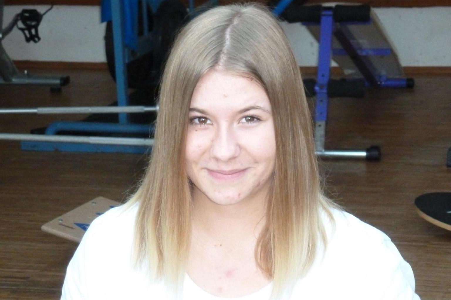 Die RG Germania stellt die jugendliche Rennruderin Lisa Marie Wieland vor.