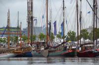 Rudern Donnerstagmorgen zur Kieler Woche am 25. Juni 2015