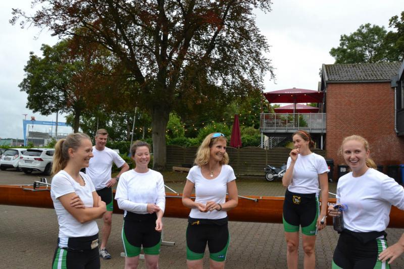 Stadtachter-Rennen zur Kieler Woche am 9. Sep. 2020
