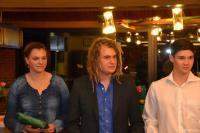 132-jähriges Stiftungsfest der Rudergesellschaft Germania Kiel am 1. Nov. 2014