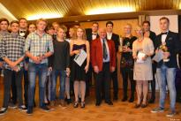 134-jähriges Stiftungsfest der Rudergesellschaft Germania Kiel am 12. Nov. 2016