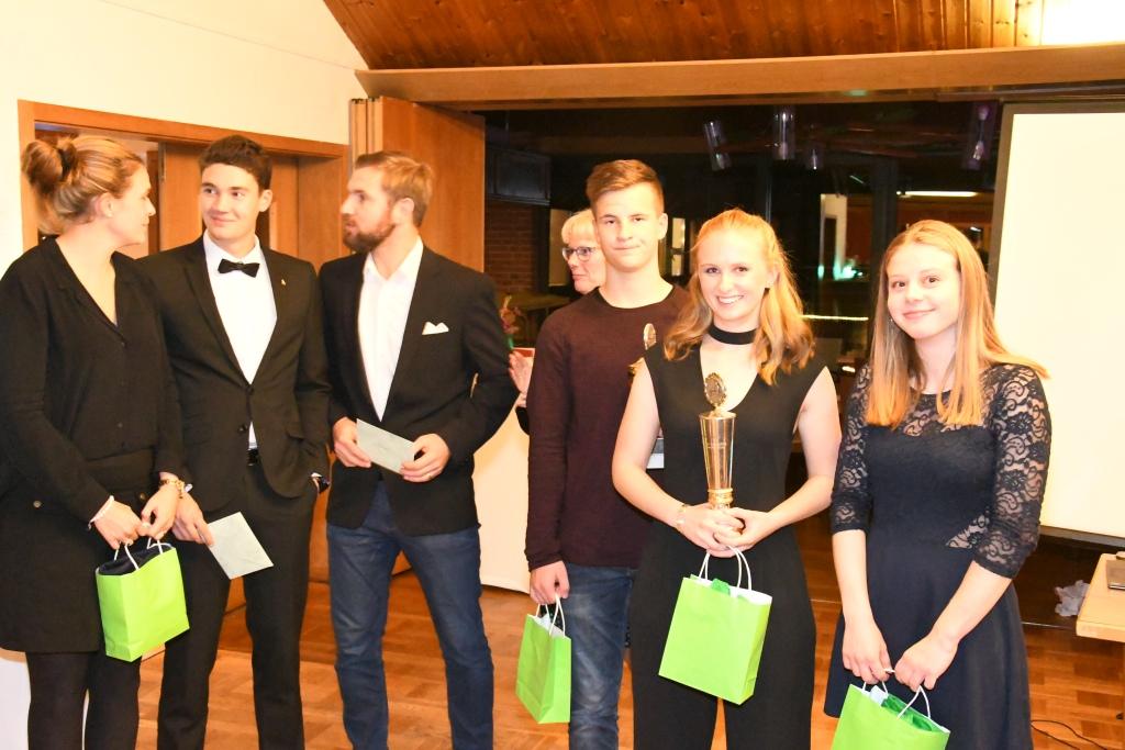 136-jähriges Stiftungsfest der Rudergesellschaft Germania Kiel am 3. Nov. 2018