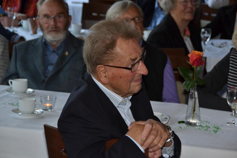 137-jähriges Stiftungsfest der Rudergesellschaft Germania Kiel am 2. Nov. 2019