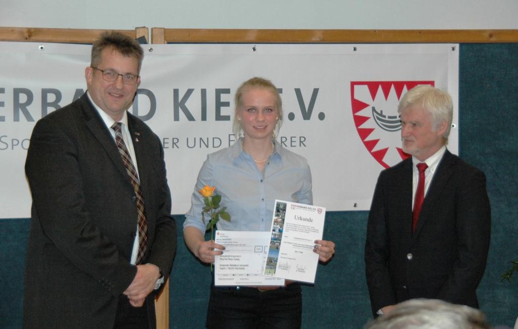 Frieda Hämmerling mit Peter-Petersen-Preis geehrt