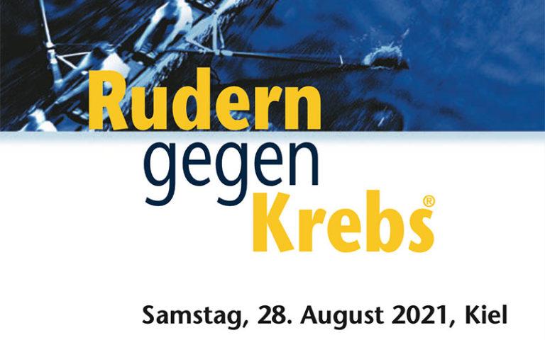 Rudern gegen Krebs in Kiel 2021
